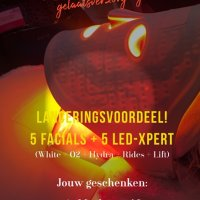 LED-EXPERT MASK: Skin Light Therapy